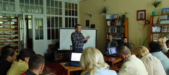 Почаївчани взяли участь в навчанні з написання громадських проектів