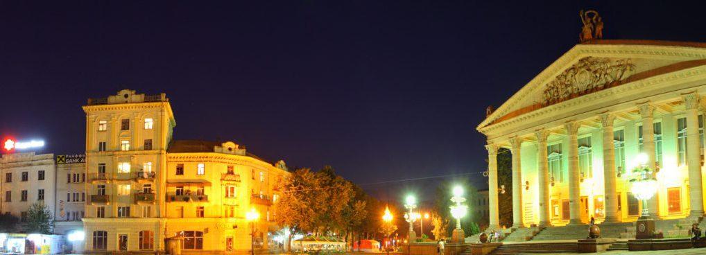 Ютуб канал «Живімо за Українською хартією вільної людини»